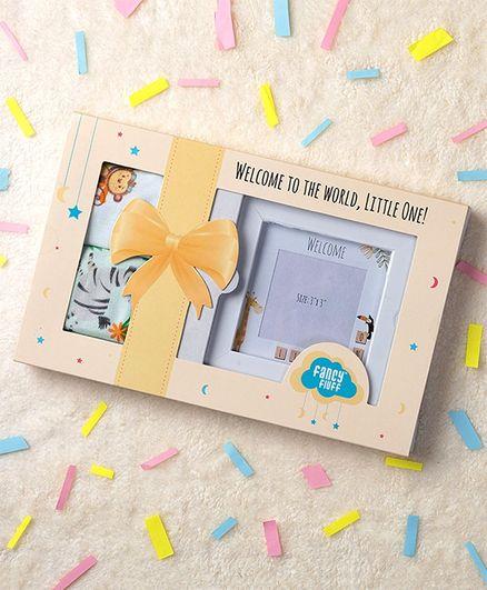 Fancy Fluff  Animal Theme Mini Gift Box (0 to 2 Years)