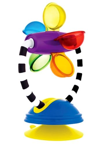 Sassy Spin And Spill Bath Toy