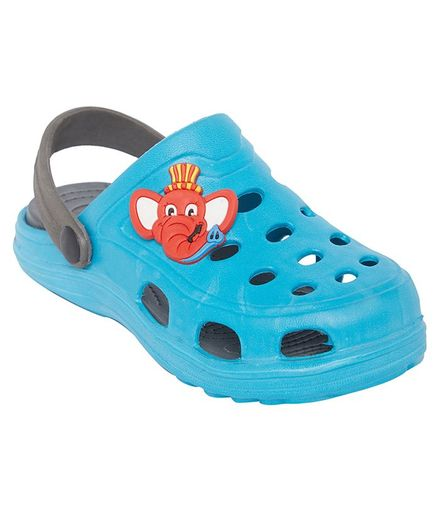 Imagica Tubbby Character Clogs - Blue