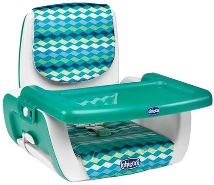 f29e2c52540 Chicco Booster Seat With 3 Height Positions Mode Mars - Green And White