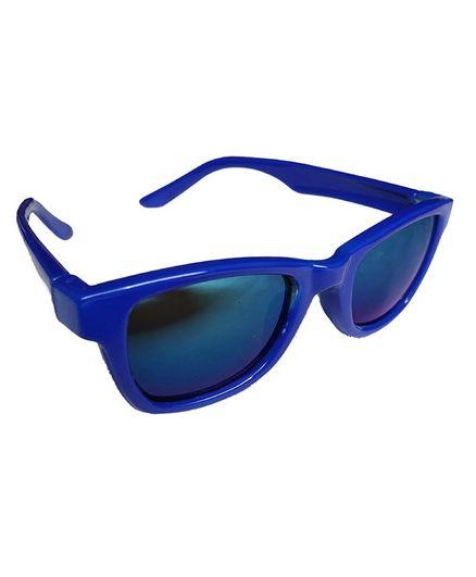 Glucksman Classic Wayfarer Sunglasses - Blue