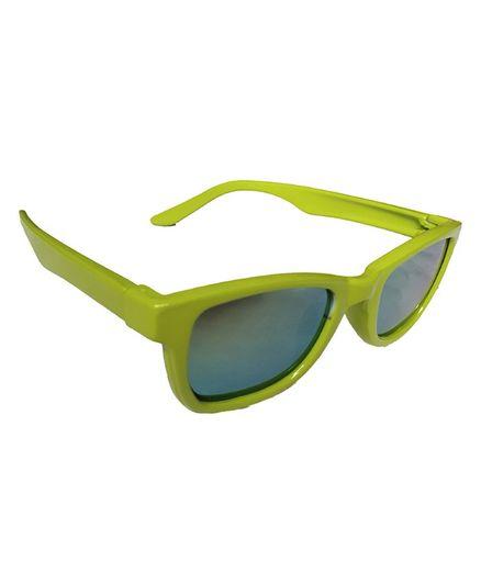 Glucksman Classic Wayfarer Sunglasses - Green