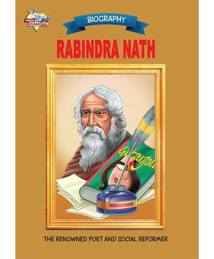 Jr Diamond Rabindranath Tagore - English