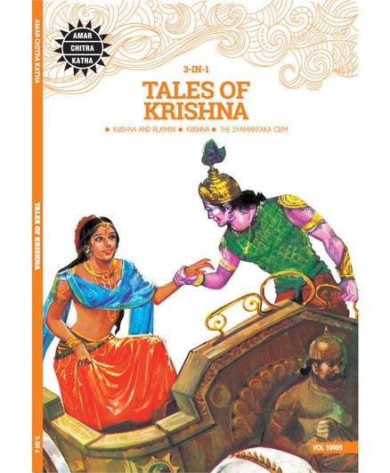 Amar Chitra Katha Tales Of Krishna by Anant Pai - English