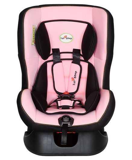 1st Step Baby Car Seat Pink Online in India, Buy at Best Price from