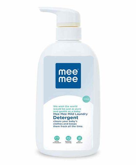 Mee Mee Baby Laundary Detergent, 500 ml