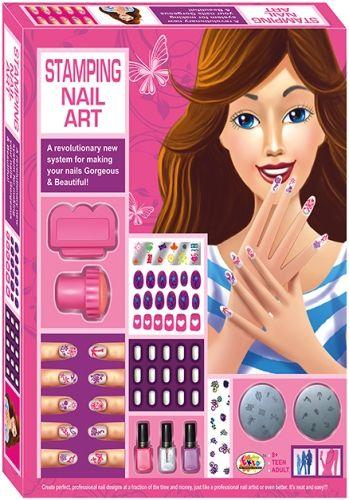 Ekta Stamping Nail Art Kit Online India Buy Art Creativity Toys