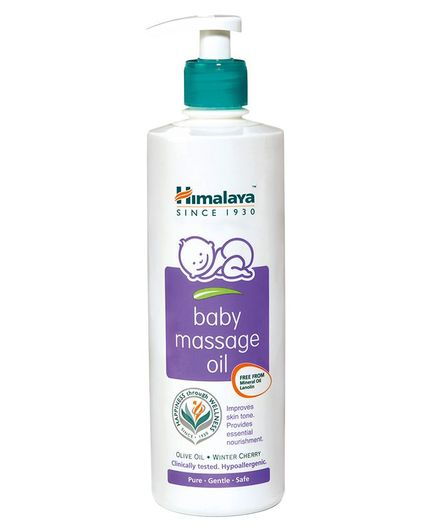 Himalaya Massage Oil, 500 ml