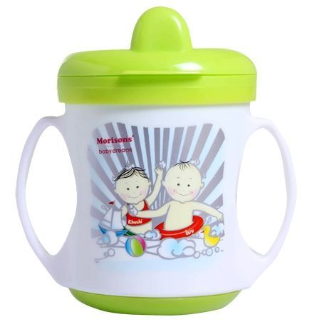 Morisons Baby Dreams Poochie Feeding Cup - 180 ml