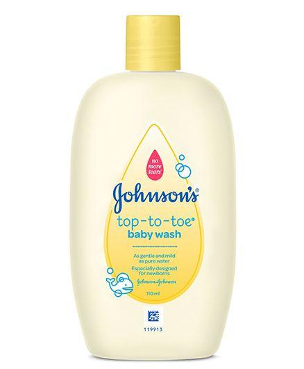 Johnsons Top to Toe Baby Body Wash, 100 ml