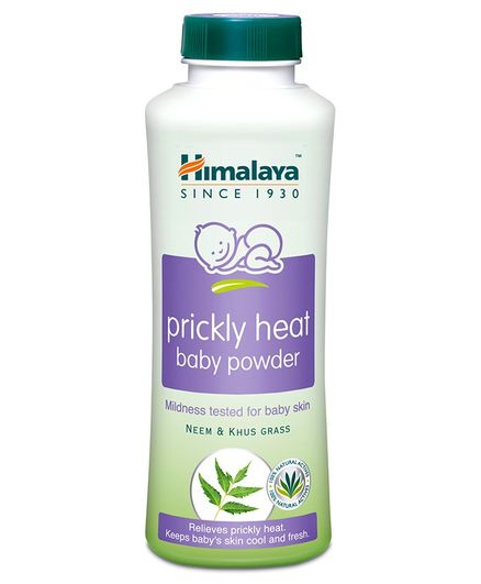 Himalaya Prickly Heat Baby powder, 50 gm