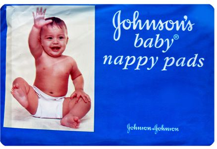Johnson Nappy Baby Diapers (10 Pieces)