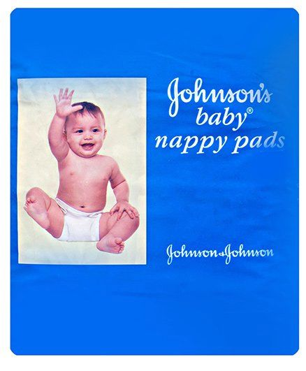 Johnson Baby Nappy Baby Pads (20 Pieces)