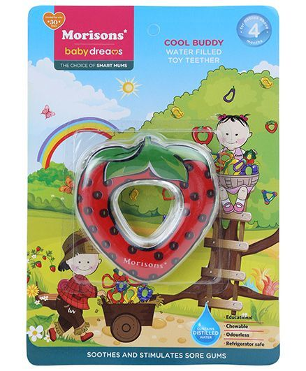 Morison Baby Dream Water Filled Toy Teether Online India 9a2bbf7f9