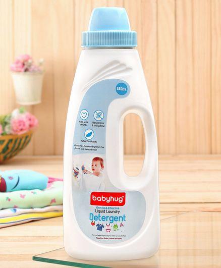 Babyhug Liquid Laundry Detergent - 550 ml