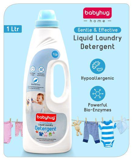 Babyhug Liquid Laundry Detergent - 1000 ml