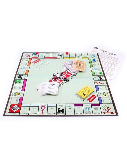 Funskool - Monopoly The American Version