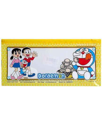 Doraemon Pouch - Yellow