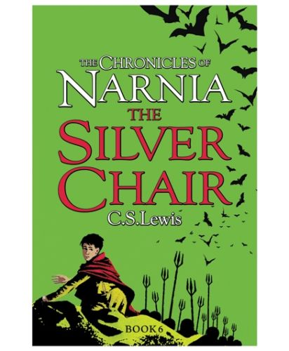 Harper Collins The Chronicles of Narnia The Silver Chair Book 6 - English