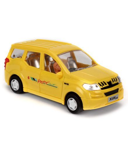 Speedage Mahindra XUV 500 Car Plastic - Orange