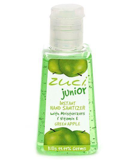 Zuci Junior Green Apple Hand Sanitizer - 30 ml