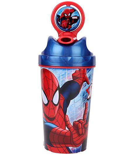 Spider Man Sipper Tumbler - 450 ml