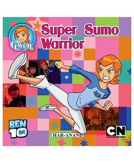 Ben 10 Super Sumo Warrior - English