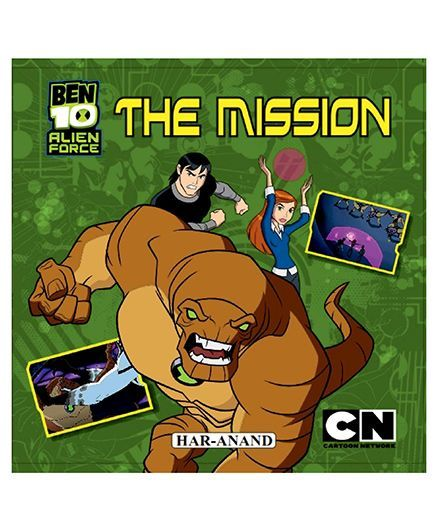 Ben 10 The Mission - English