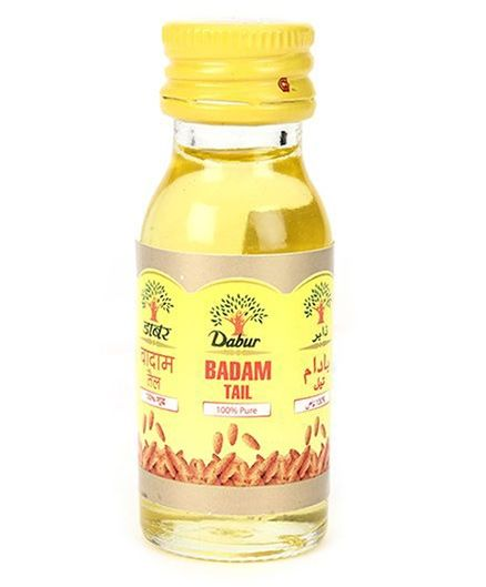 Dabur Badam Tail - 50 ml