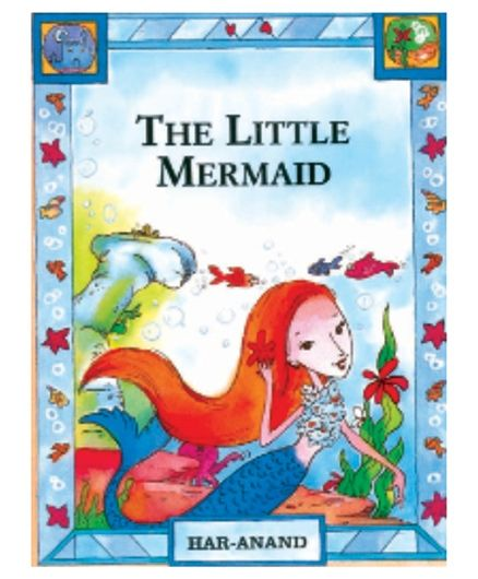 The Little Mermaid Story Book - English
