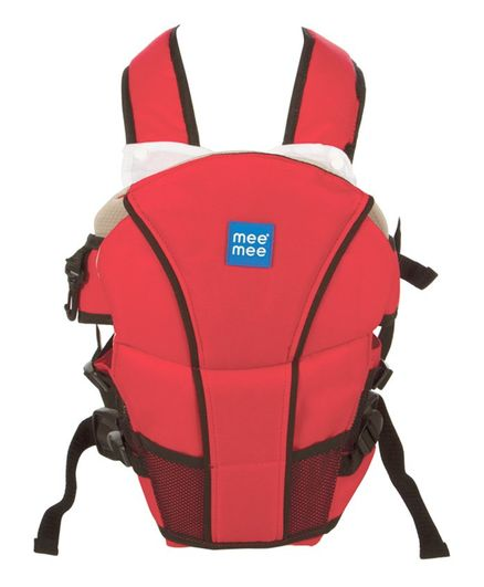 Mee Mee 4 In 1 Cozy Sling Carrier Red Online In India Buy At Best