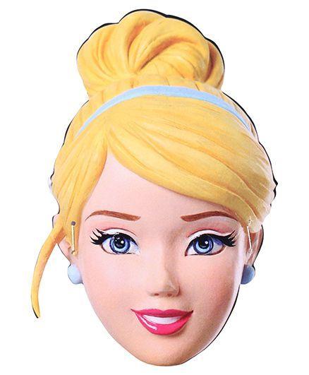Disney Princess Face Mask Pack Of 10 - Multi Color