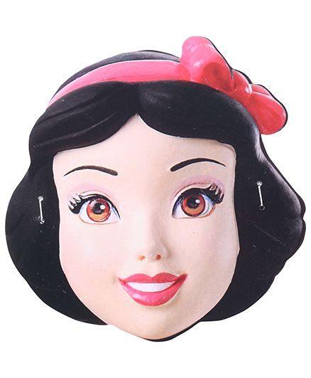 Disney Princess Face Masks Pack Of 10 - Black & Light Pink