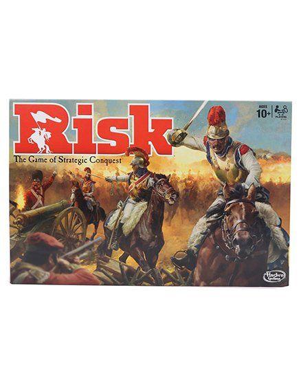 Funskool Risk Board Game