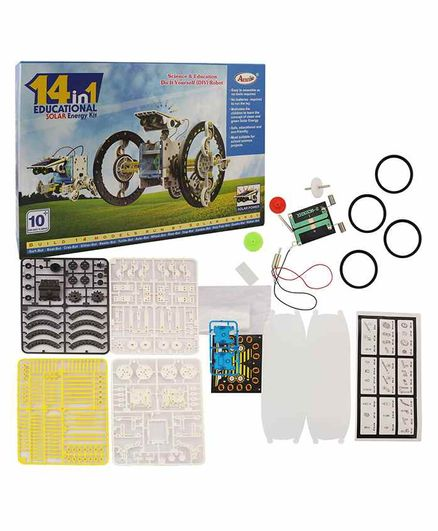 Annie educational solar robot kit 14 in 1 online india buy annie educational solar robot kit 14 in 1 solutioingenieria Image collections