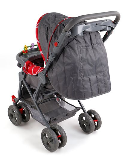 Elite Stroller (Red)