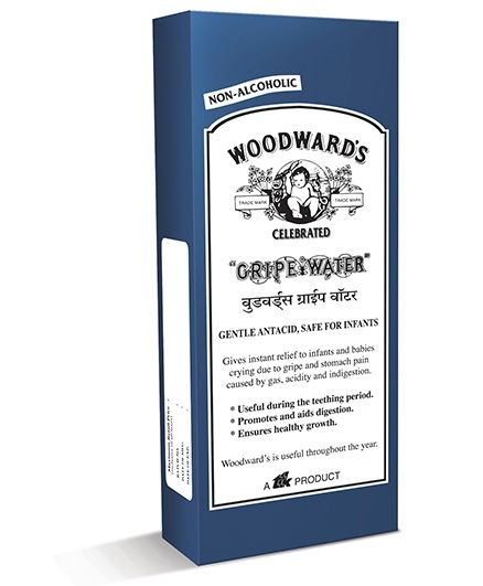 Baby woodward's gripe water 130 ml by woodward's for $3. 99.