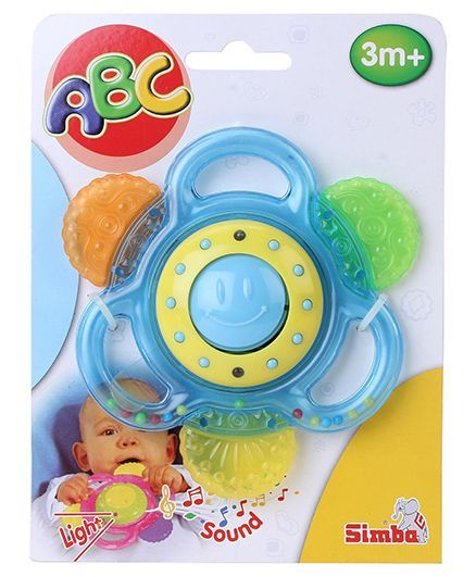 ABC Musical Teether Rattle Online India a1ea80270
