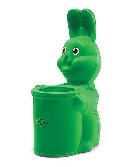 Playgro Toys Rabbit Bin Green - PGS-803 (color may vary)