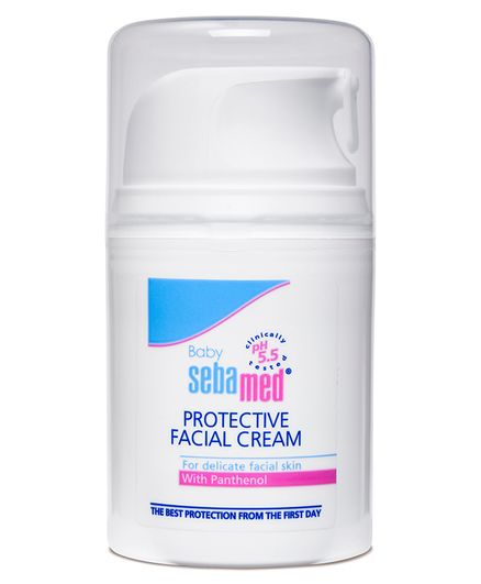 Sebamed Baby Protective Facial Cream - 50 ml