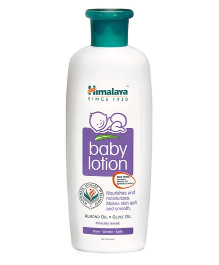 Himalaya Herbals Baby Lotion, 200 ML