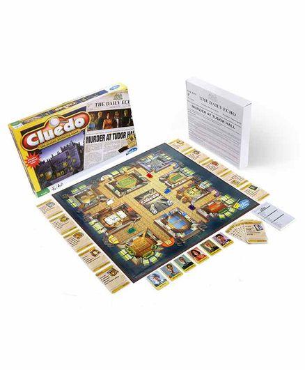 Funskool Cluedo - The Classic Detective Game