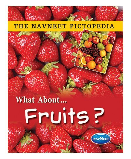 The Navneet Pictopedia Fruits - English