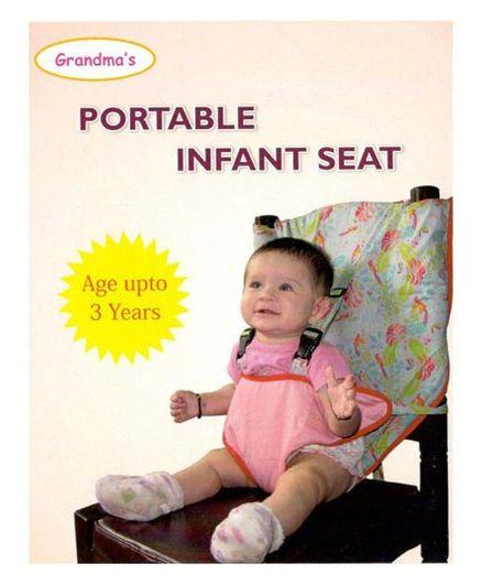 Grandma's Portable Infant Chair Harness