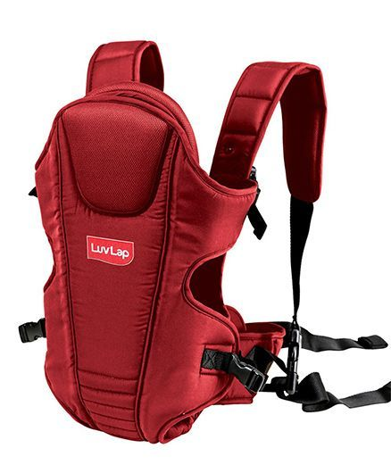 Luv Lap 3 Way Baby Carrier Galaxy - Red