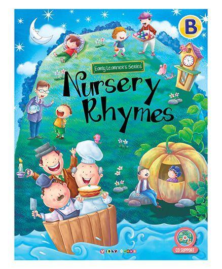 Nursery Rhymes B With Cd English