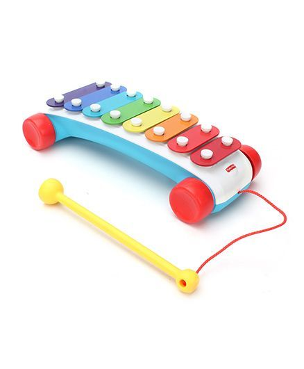 Fisher Price Classic Xylophone - Multicolor