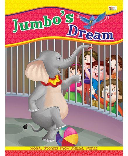 Jumbos Dream Story Book - English