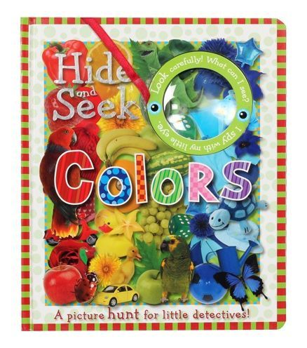 Hide and Seek Colours