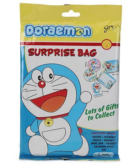 Doraemon Surprise Bag - Blue